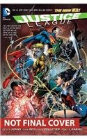 Justice League Vol. 3: Throne of Atlantis (the New 52)   2014 9781401246983 Front Cover