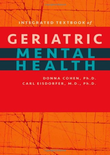 Integrated Textbook of Geriatric Mental Health   2011 edition cover