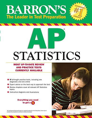AP Statistics  8th 2015 (Revised) edition cover