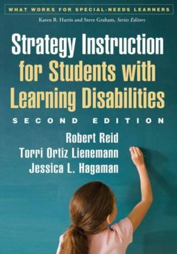 Strategy Instruction for Students with Learning Disabilities, Second Edition  2nd 2013 (Revised) edition cover