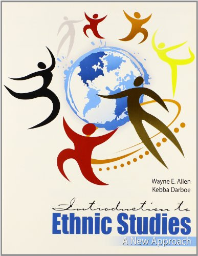 Introduction to Ethnic Studies A New Approach Revised  edition cover