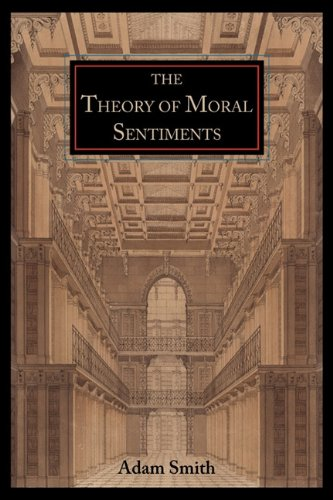 The Theory of Moral Sentiments N/A edition cover