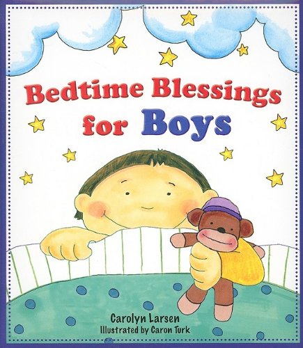 Bedtime Blessings for Boys   2009 edition cover