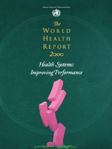 World Health Report 2000 Health Systems: Improving Performance  2000 edition cover