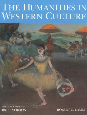 Humanities in Western Culture  4th 2004 edition cover