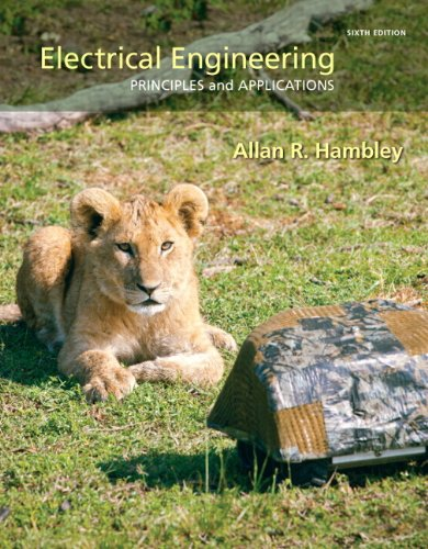 Electrical Engineering Principles and Applications Plus MasteringEngineering with Pearson EText -- Access Card Package 6th 2014 edition cover