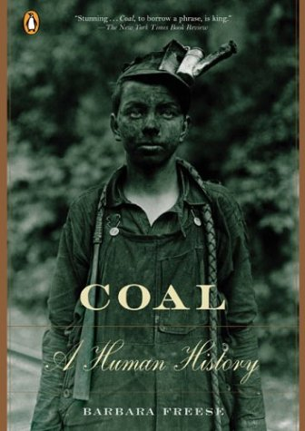 Coal A Human History N/A edition cover