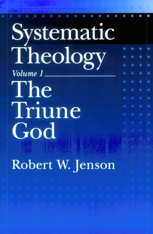 Systematic Theology The Triune God  2001 edition cover