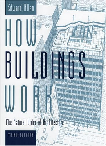 How Buildings Work The Natural Order of Architecture 3rd 2004 (Revised) edition cover
