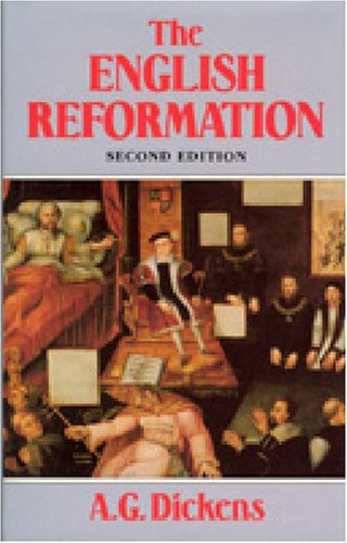 English Reformation  2nd 1991 edition cover