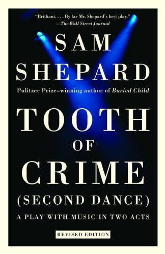 Tooth of Crime Second Dance  2006 edition cover