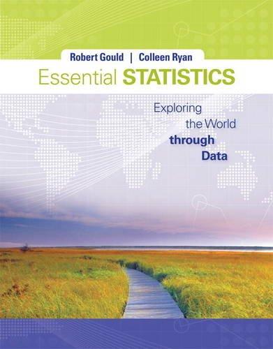 Essential Statistics   2014 edition cover