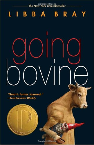 Going Bovine  N/A edition cover