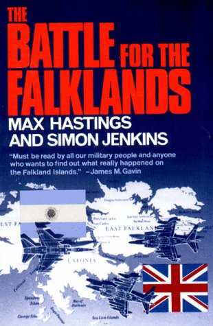 Battle for the Falklands  N/A edition cover