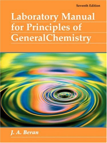 Principles of General Chemistry  7th 2004 (Revised) 9780471214984 Front Cover
