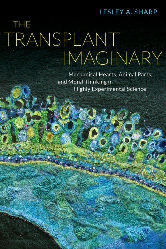 Transplant Imaginary Mechanical Hearts, Animal Parts, and Moral Thinking in Highly Experimental Science  2013 edition cover