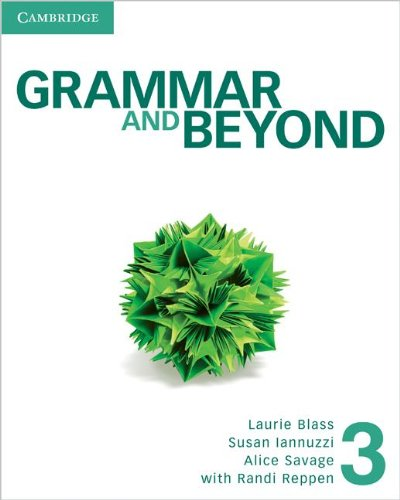 Grammar and Beyond Level 3 Student's Book   2012 (Student Manual, Study Guide, etc.) edition cover