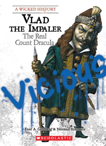 Valad the Impaler The Real Count Dracula N/A edition cover