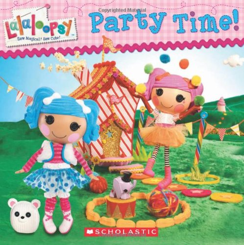 Party Time!  N/A 9780545379984 Front Cover