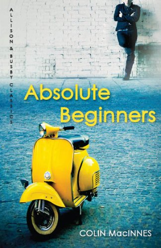 Absolute Beginners   2011 edition cover