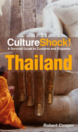 Thailand A Survival Guide to Customs and Etiquette  2009 edition cover