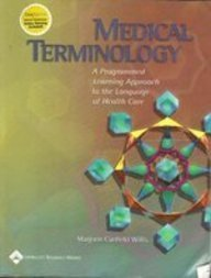 Medical Terminology : A Programmed Learning Approach to the Language of Health Care 1st edition cover