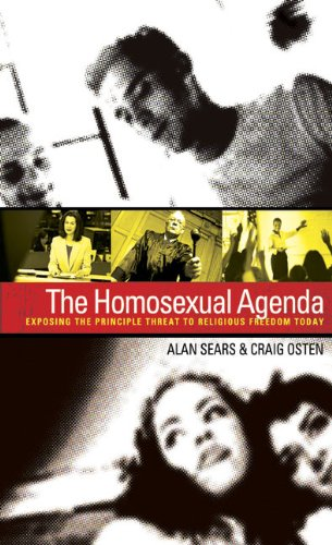 Homosexual Agenda Exposing the Principal Threat to Religious Freedom Today N/A edition cover