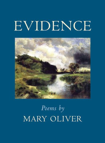Evidence Poems  2009 edition cover