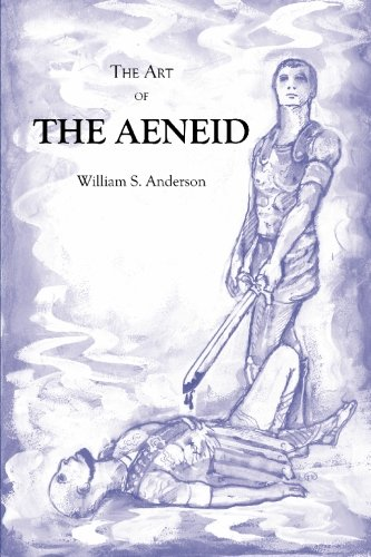 Art of the Aeneid  2nd 2005 (Reprint) 9780865165984 Front Cover