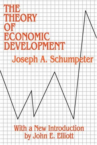 Theory of Economic Development An Inquiry into Profits, Capital, Credit, Interest, and the Business Cycle  1983 edition cover