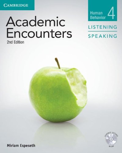 Human Behavior, Level 4 Listening and Speaking 2nd 2012 9781107602984 Front Cover
