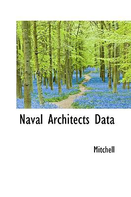 Naval Architects Dat  N/A edition cover