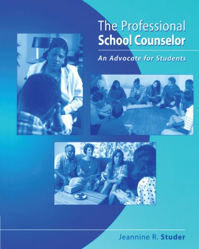 Professional School Counselor An Advocate for Students  2005 edition cover