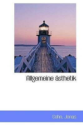 Allgemeine �sthetik  N/A 9781113331984 Front Cover