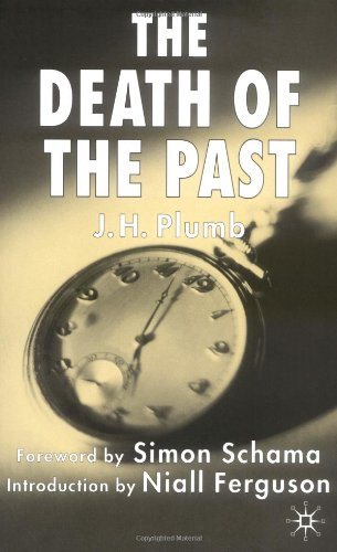 Death of the Past  2nd 2003 (Revised) edition cover