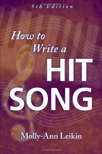 How to Write a Hit Song  5th 2008 (Revised) edition cover