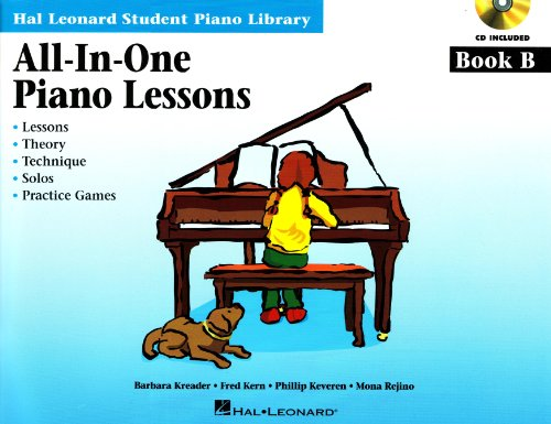 All-in-One Piano Lessons  N/A edition cover