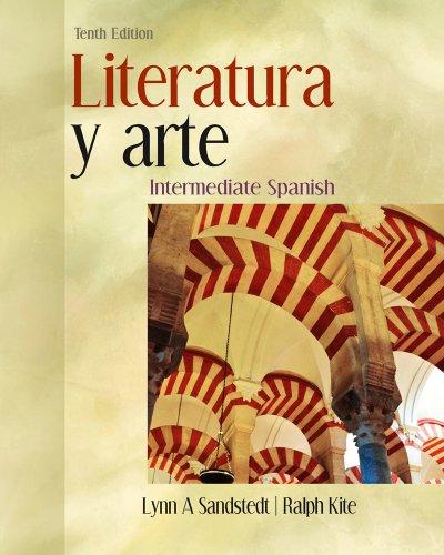 Literatura y Arte  10th 2011 edition cover