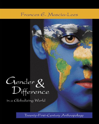 Gender and Difference in a Globalizing World Twenty-First Century Anthropology  2010 edition cover