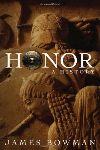Honor A History Annotated  edition cover