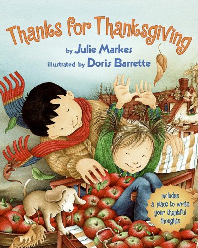 Thanks for Thanksgiving  N/A 9780060510985 Front Cover