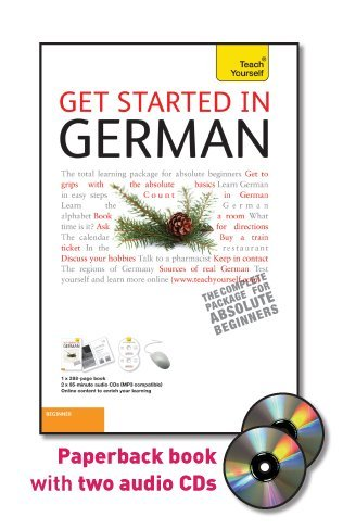 German  5th 2011 edition cover
