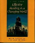 Effective Reading in a Changing World  2nd 1997 9780133487985 Front Cover