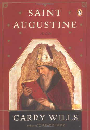 Saint Augustine A Life N/A 9780143035985 Front Cover