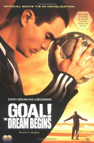 Goal! The Dream Begins  2006 edition cover