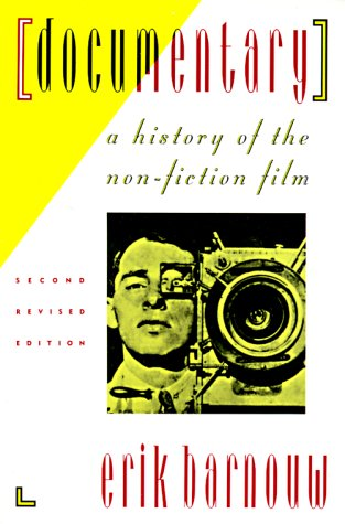 Documentary A History of the Non-Fiction Film 2nd 1993 (Revised) edition cover