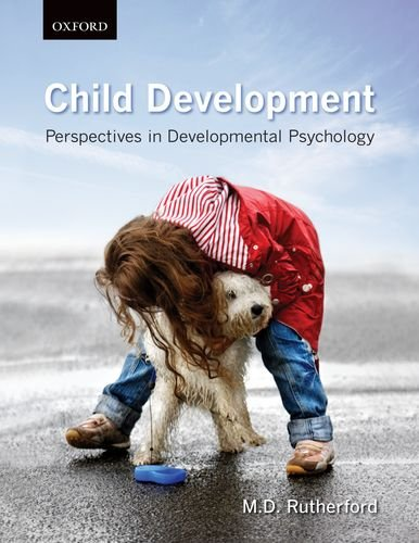 Child Development Perspectives in Developmental Psychology  2011 edition cover