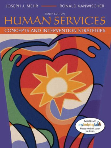 Human Services Concepts and Intervention Strategies 10th 2008 edition cover