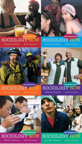 Sociology Now The Essentials (with MySocLab Student Access Code Card)  2009 9780205632985 Front Cover