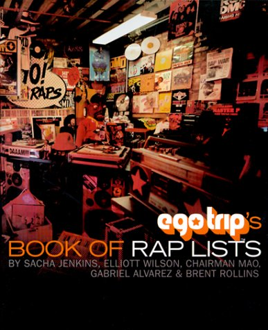 Egotrip's Book of Rap Lists   1999 (Revised) edition cover